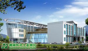 湖南怀化工业园区